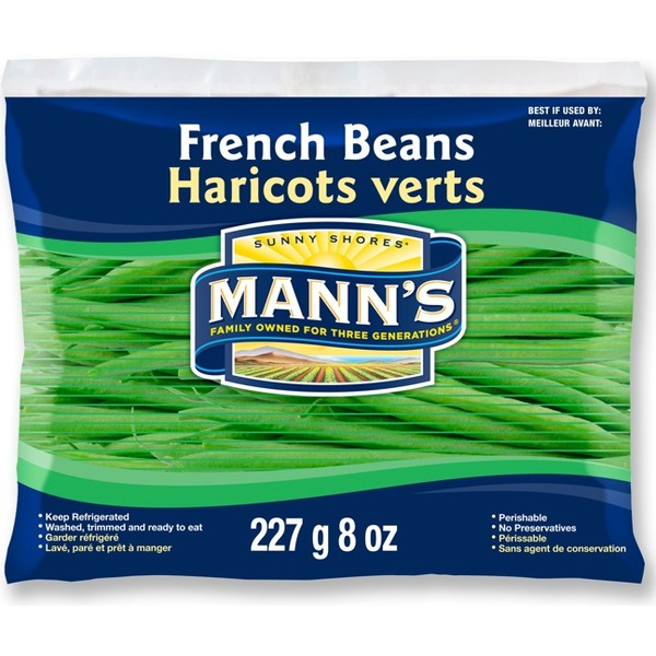 Mann's French Green Beans