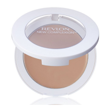 Revlon New Complexion One-Step Compact Makeup, 01 Ivory Beige, 0.35 oz