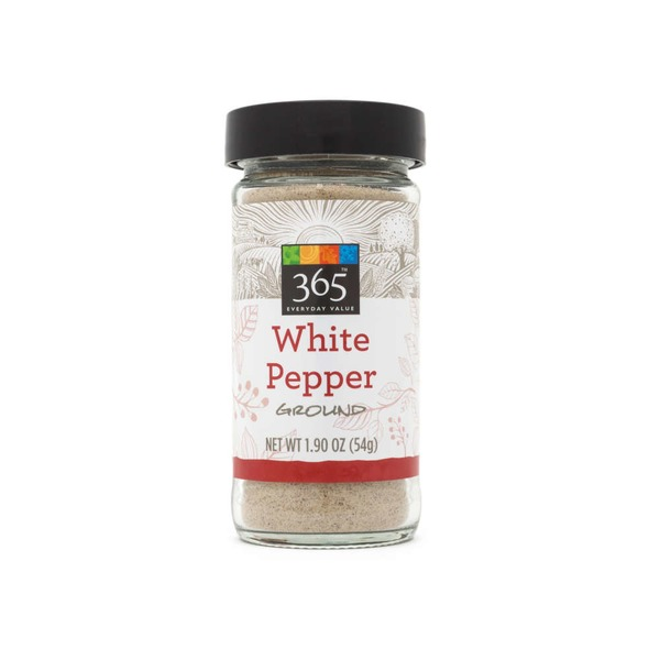 365 Ground White Pepper