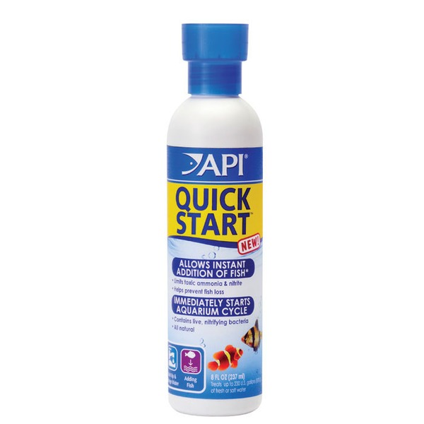 API Quick Start 8 Oz.