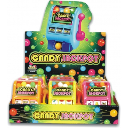 Nov jackpot machine candy