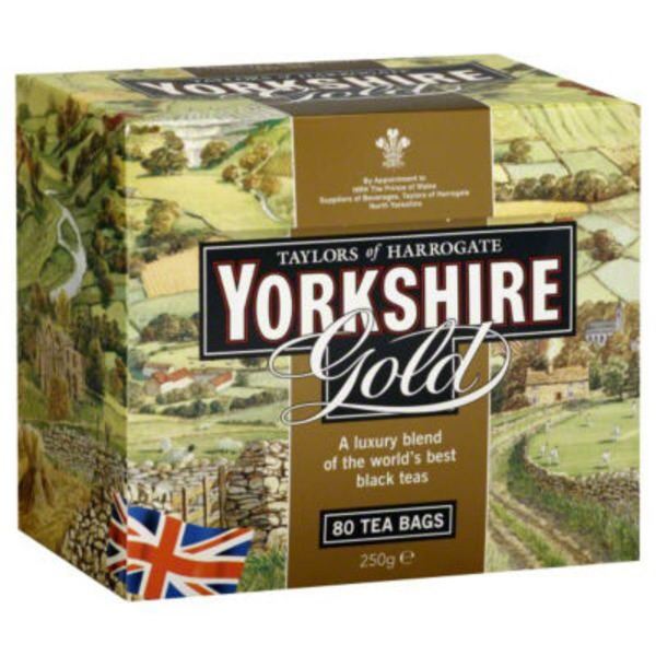 Taylors of Harrogate Yorkshire Gold Tea Bags