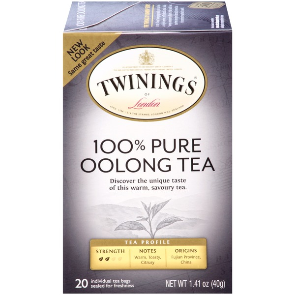 Twinings 100% Pure Oolong Tea