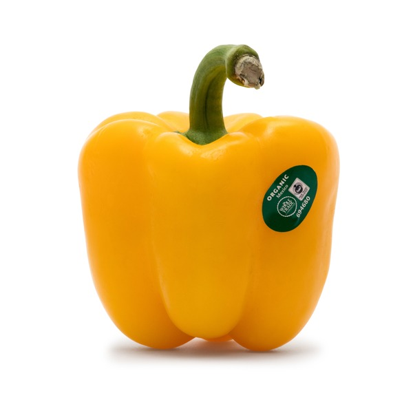 Whole Foods Market Organic Bell Pepper Yellow