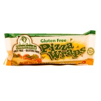 Glutenfreeda Gluten Free Pizza Wraps Three Cheese