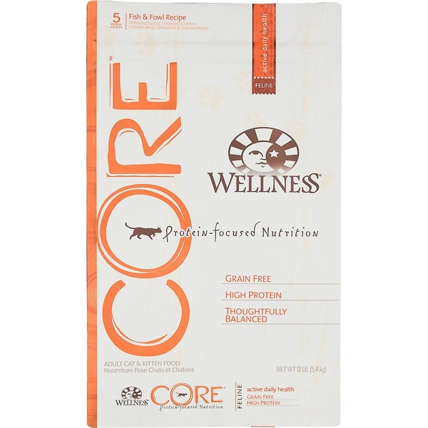 Wellness Core Original Fish & Fowl Cat Food
