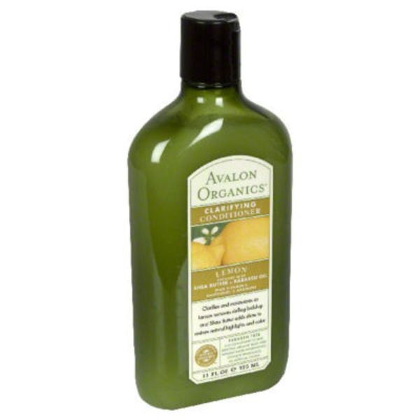 Avalon Organics Conditioner Clarifying Lemon