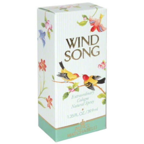 Matchabelli Wind Song Cologne Spray For Women