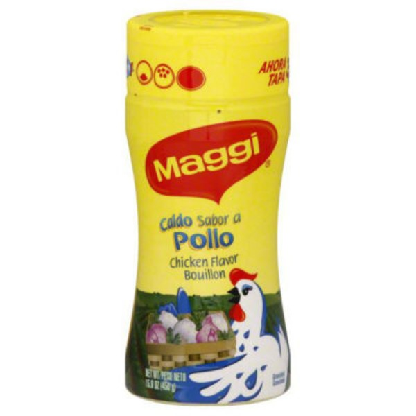 Maggi Chicken Flavor Granulated Bouillon
