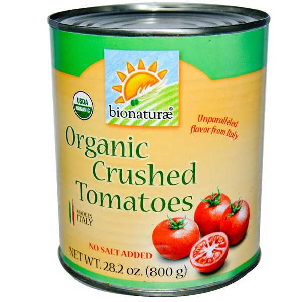 Bionature Tomatoes Crushed Organic 28.2 Oz