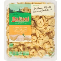 Buitoni Freshly Made. Filled with Ricotta, Parmesan & Romano Cheeses Three Cheese Tortellini