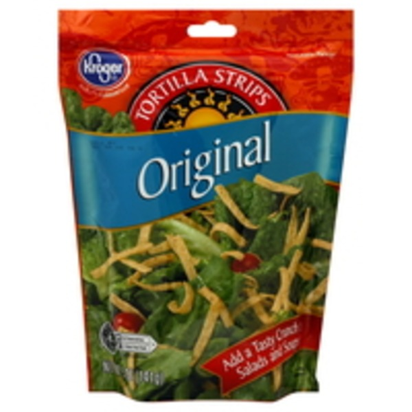 Kroger Tortilla Strips Original