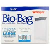 Tetra Whisper Bio-Bag Disposable Filter Cartridges