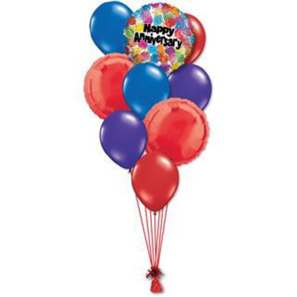 Anniversary Medium Balloon Bouquet