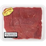 Beef Thin Cut Sirloin Tip Steak, .9-1.4 lbs.