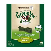 Greenies Weight Management Teenie Dog Treats