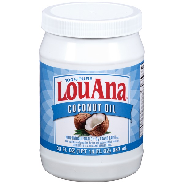 Lou Ana Coconut Oil