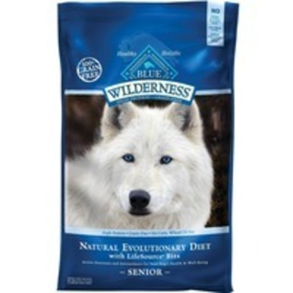 Blue Buffalo Wilderness Chicken Senior Dry Dog Food