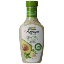 Bolthouse Farms Yogurt Dressing, Cilantro Avocado, 14 Fl Oz