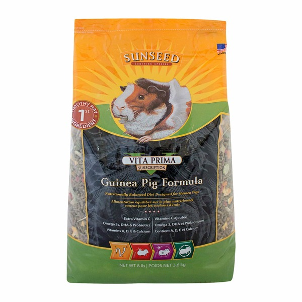 Sunseed Vita Prima Sunscription Guinea Pig Formula