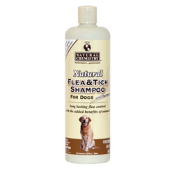 Well & Good Wlgd 16 Fz Natural Flea Tick Sh