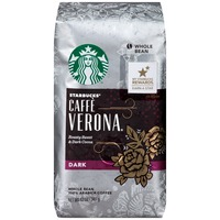 Starbucks Dark Caffe Verona Whole Bean Coffee