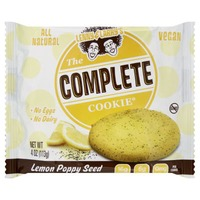 Lenny & Larry's Lemon Poppy Seed The Complete Cookie
