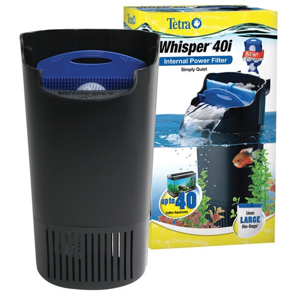 Tetra Whisper Internal Power Filter 40i