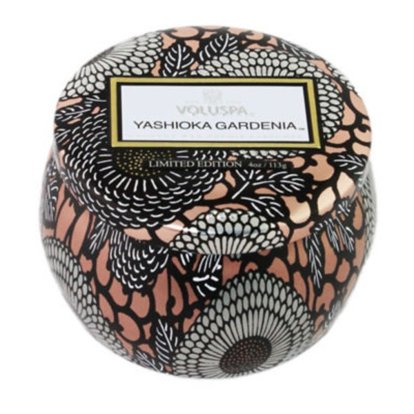 Voluspa Japonica Collection, Petite Decorative Candle, Yashioka Garden