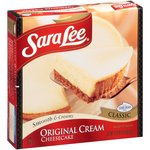 Sara Lee Premium Smooth & Creamy Classic Original Cream Cheesecake