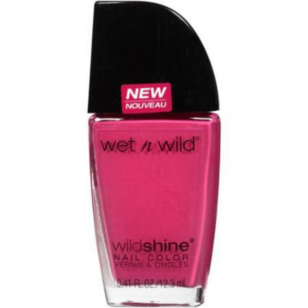 Wet n' Wild Wildshine Nail Color 478E Lavender Creme