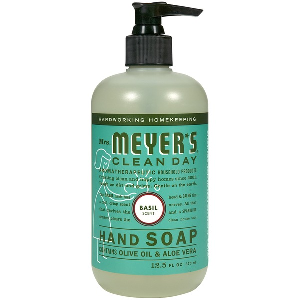 Mrs. Meyer's Basil Hand Soap