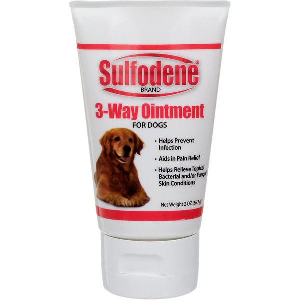 Sulfodene 3 Way Ointment For Dogs