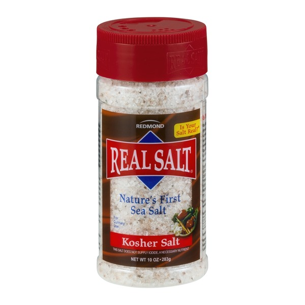 Redmond Real Real Salt Kosher Salt