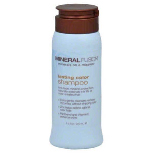 Mineral Fusion Lasting Color Shampoo for Color Treated Hair