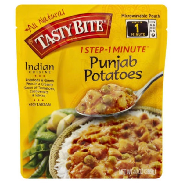 Tasty Bite Punjab Potatoes Indian Cuisine