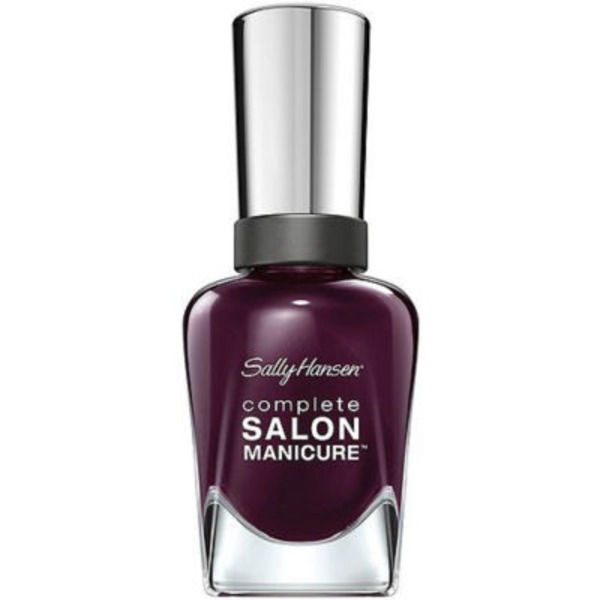 Sally Hansen Complete Salon Manicure 510 Pat on the Black