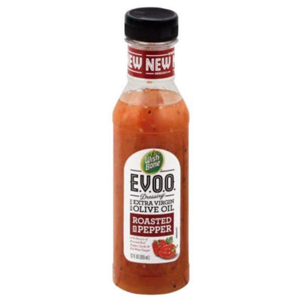 Wish-Bone E.V.O.O. Roasted Red Pepper Dressing