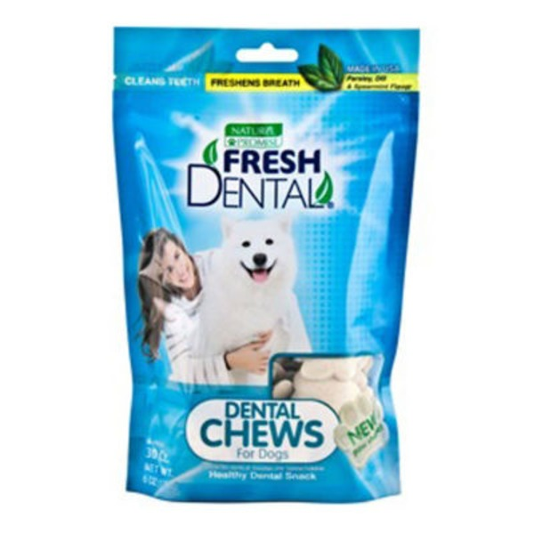 Nature's Promise Fresh Dental Chews For Dogs