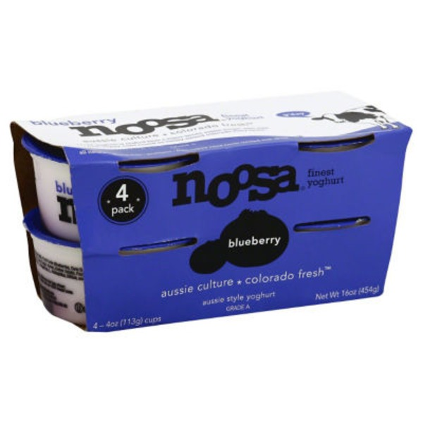 noosa Blueberry Yoghurt