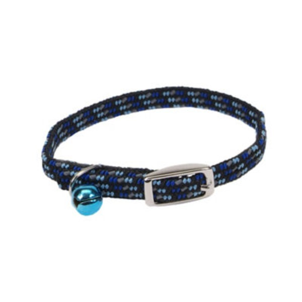 Coastal Pet Li'l Pals Blue Adjustable Reflective Kitten Collar