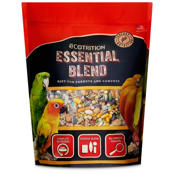 Ecotrition Essential Blend For Parrots