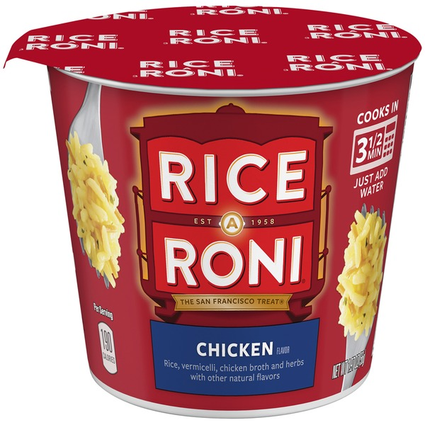 Rice-a-Roni Chicken Rice Pasta Mix