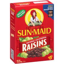 Sun-Maid California Raisins, 12 Oz