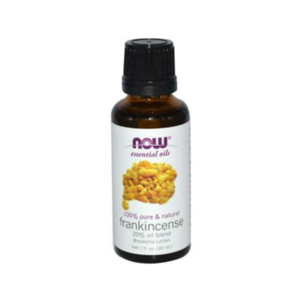 Now 20% Oil Blend Frankincense Oil