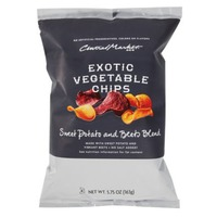 Central Market Sweet Potatoes & Beets Blend Exotic Vegetable Chips