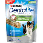 Purina DentaLife Daily Oral Care Small/Medium Dog Treats