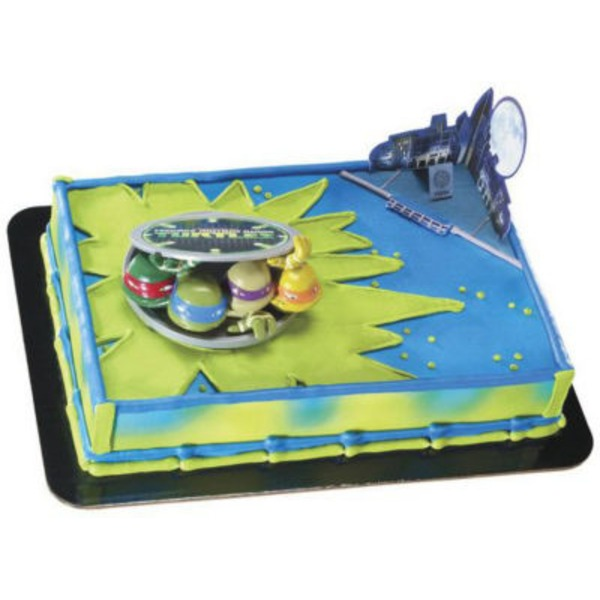 Teenage Mutant Ninja Turtles Cake Full Sheet Cake, Serves  96