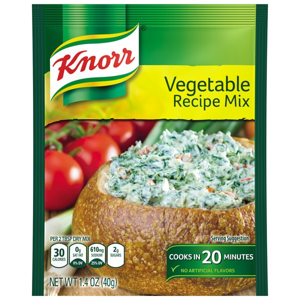Knorr Vegetable Dip Mix