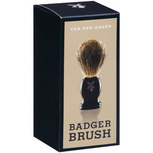 Van der Hagen Pure Badger Brush